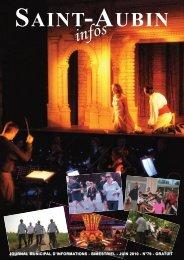 Journal juin 2010 - Saint-Aubin