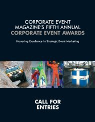 Download the Entry Form - Exhibitor Magazine