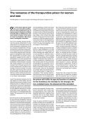what's wrong with prison? - The Howard League for Penal Reform - Page 6