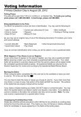 Primary Election - Alaska Elections State Division of Elections - Page 7