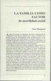 LA FAMILIA COMO FACTOR de movilidad social - Estudios sobre ...