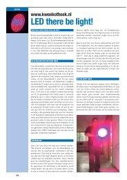 Kweekotheek.nl in Highlife