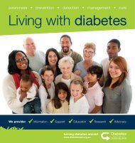 Why become a Diabetes Queensland member?