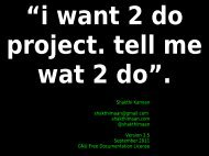 i-want-2-do-project-tell-me-wat-2-do