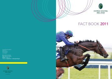 HRI Fact Book 2011 - Horse Racing Ireland