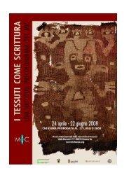 Guida alla mostra - Museo Internazionale delle Ceramiche in Faenza