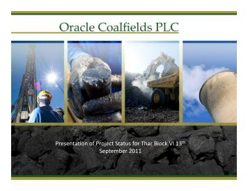 Oracle Presentation - Sindh Board Of Investment, Government Of ...