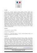Liste des départements reconnus au cours du CNAA du 12 juillet 2011 - Page 7