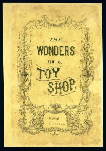 The Wonders of a Toy Shop - Tim And Angi