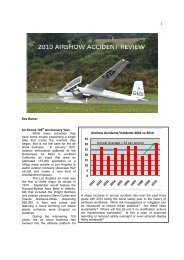 2010 Accident review - Air Show South Africa