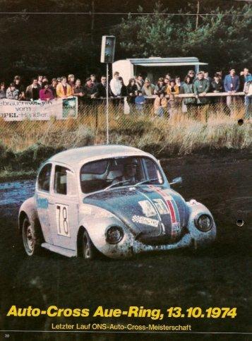 m - Autocross History