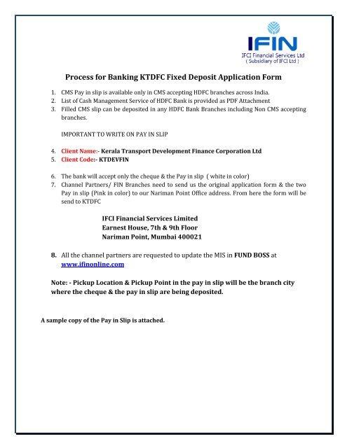 Fixed deposit application form allahabad bank