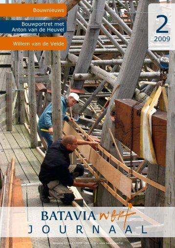 Bataviawerf Journaal 2009 nummer 2