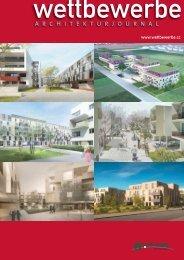 Kunden PDF von Repromedia Wien - Architekturjournal wettbewerbe