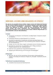 STRESSMANAGEMENT -