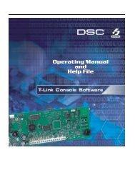 Operating Manual and Help File - alarmcentar