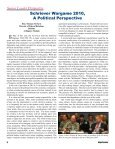 Schriever Wargame 2010 - Air Force Space Command - Page 4
