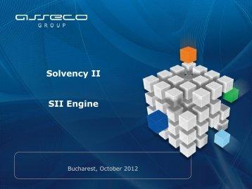Solvency II SII Engine