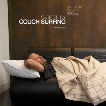 Caso studio CouchSurfing - newitalianlandscape