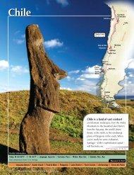 Chile - Avanti Destinations