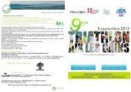 Triathlon d'Aix-les-Bains M : téléchargez la plaquette.
