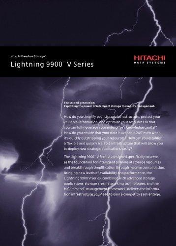Lightning 9900™ V Series - Unylogix Technologies Inc.