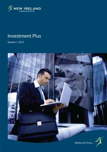 Investment Plus - New Ireland Assurance