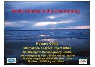 PDF, 2.6 MB - Arctic Climate System Study