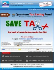 the Fund Factsheet - Fundsupermart.com
