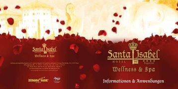 Wellness und Spa Santa Isabel D