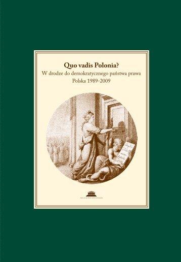 Quo vadis Polonia? - Business Centre Club