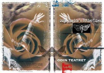 le farfalle di doña musica - Odin Teatret