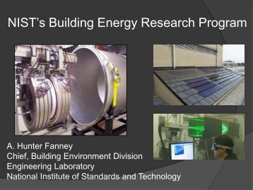 Buildings Energy Use is Large and Growing - FLC Mid-Atlantic Region