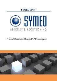 Protocoll description LPR-1D.pdf - Symeo