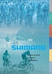 2008 manual de apoio & venda de componentes - CALANGO BIKERS