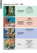 2008 manual de apoio & venda de componentes - CALANGO BIKERS - Page 4
