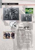 2008 manual de apoio & venda de componentes - CALANGO BIKERS - Page 6