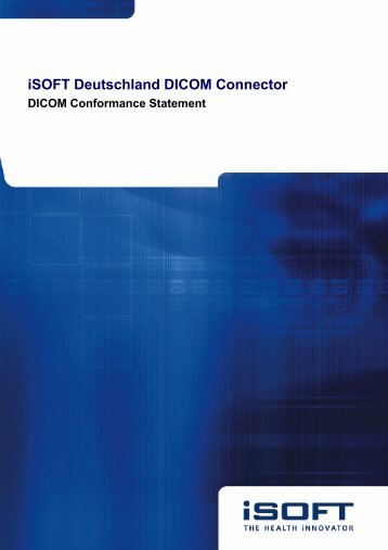 iSOFT Deutschland DICOM Connector