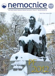 Číslo 4 - Všeobecná fakultní nemocnice v Praze