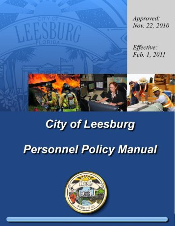 Document 1 - City of Leesburg