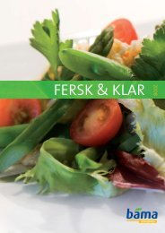 FERSK & KLAR 2008 - Bama