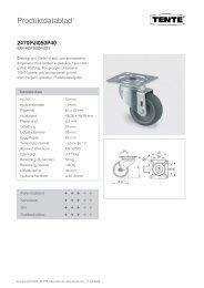 Produktdatablad 2470PJI050P40