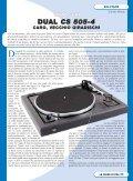 giradischi dual cs 505-4 caro, vecchio giradischi - Music Tools - Page 2