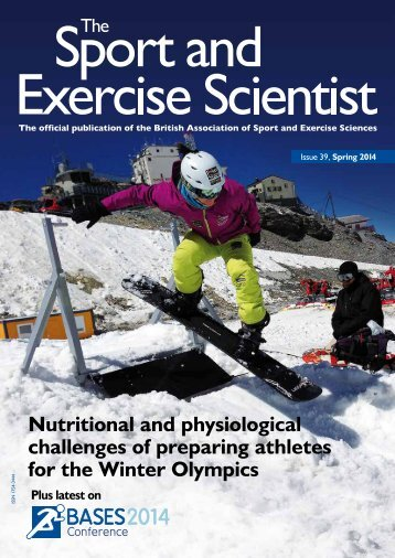 British-Association-of-Sport-and-Exercise-Sciences