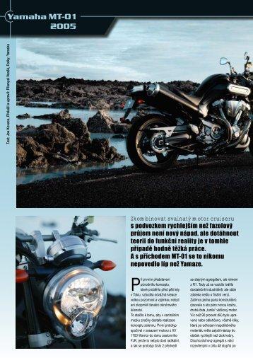 Yamaha MT-01 2005 - Bikes.cz