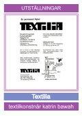Textilia - Katrin Bawah - Page 7