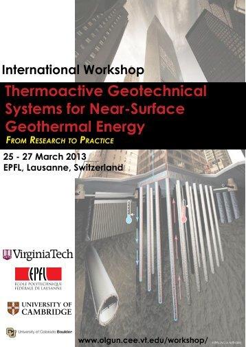 to download the workshop program - Virginia Tech