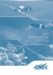 02/01/2012 - EXEL Industries