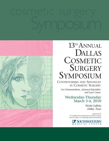 tic surgery - Dallas Rhinoplasty Symposium