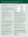 tic surgery - Dallas Rhinoplasty Symposium - Page 2
